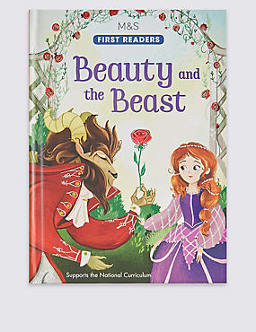 Beauty & the Beast Book