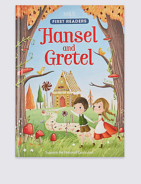 Hansel & Gretel Book, , catlanding