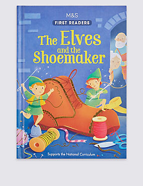The Elves & the Shoemaker Book