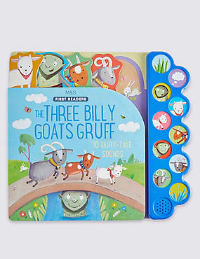 The Three Billy Goats Gruff Sound Book