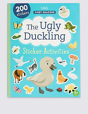 The Ugly Duckling Sticker Book