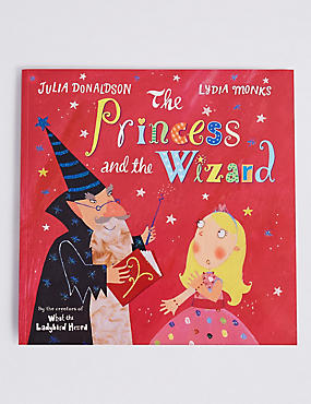 The Princess & the Wizard Book