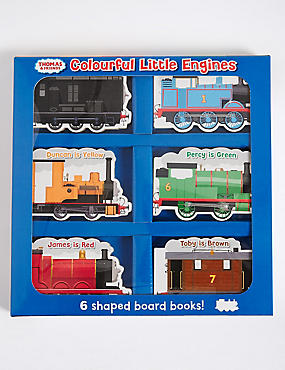 Thomas & Friends ™ Colourful Little Engines Board Books