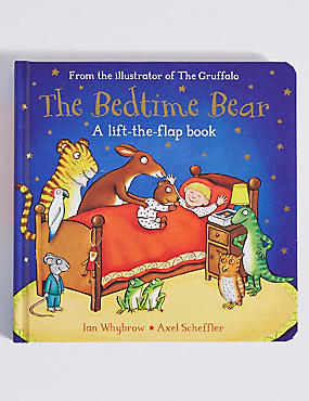 The Bedtime Bear Book, , catlanding