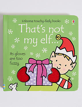 That's Not My Elf Book