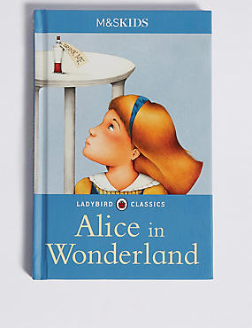 Alice in Wonderland™ Book, , catlanding
