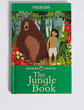 The Jungle Book, , catlanding