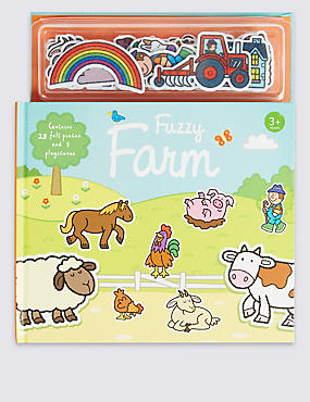Fuzzy Farm Book