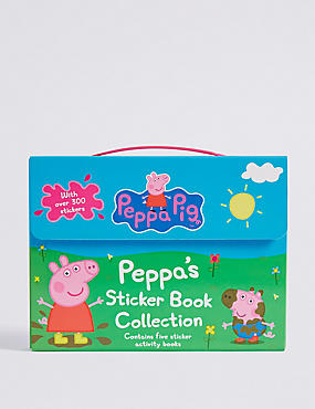 Peppa Pig™ Sticker Book Collection, , catlanding
