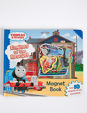 Thomas & Friends™ Engines to the Rescue! Magnet Book