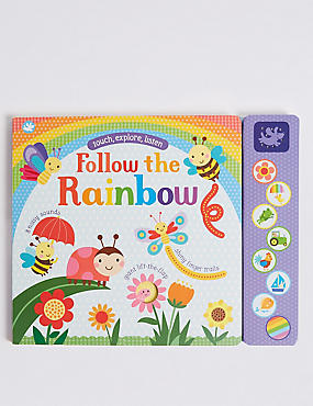 Follow the Rainbow Sound Book, , catlanding