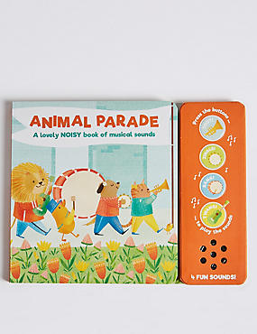 Animal Parade Book, , catlanding