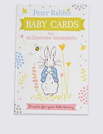 Peter Rabbit™ Baby Cards