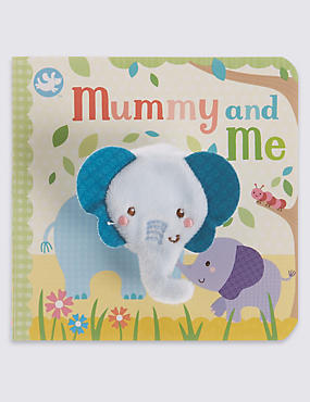 Mummy & Me Puppet Book, , catlanding