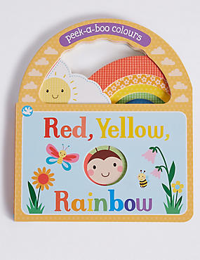 Little Learners Rainbow Book