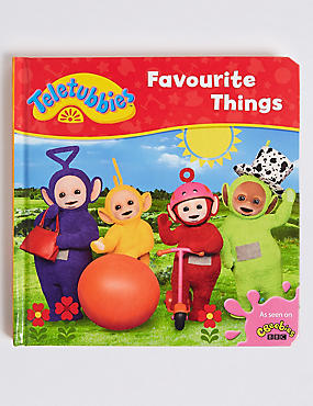 Teletubbies Favourite Things