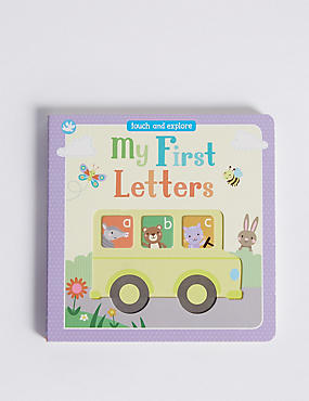 Little Learners My First Letters, , catlanding