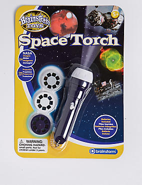 Space Torch, , catlanding