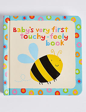 Baby's Very First Touchy-Feely Book, , catlanding