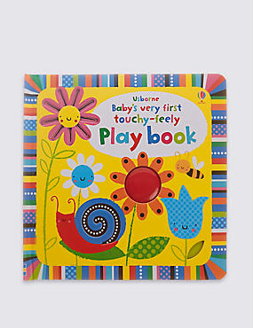 Baby's Very First Touchy-Feely Play Book