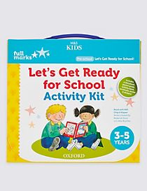 Let's Get Ready for School Activity Kit