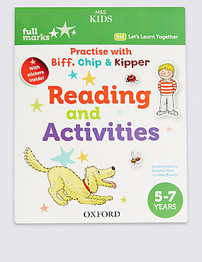 Reading & Activities Book, , catlanding