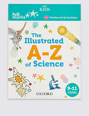 The Illustrated A-Z of Science