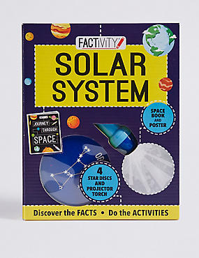 Solar System Factivity Book