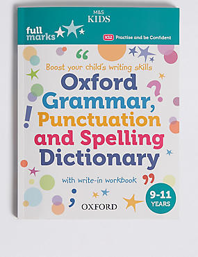Oxford Grammar, Punctuation & Spelling Dictionary