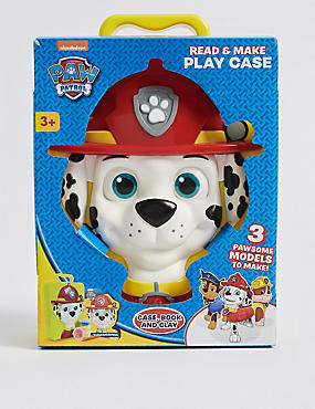 Paw Patrol™ Read & Make Play Case