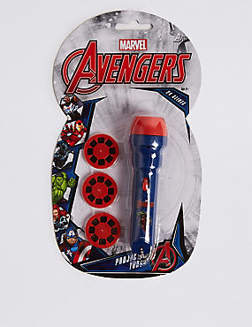Marvel Avengers™ Projector Torch , , catlanding