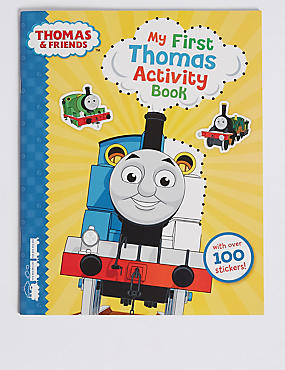 My First Thomas & Friends™ Activity Book, , catlanding