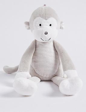 Monkey Soft Toy, , catlanding