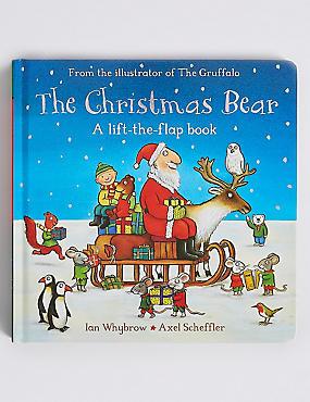 The Christmas Bear, , catlanding