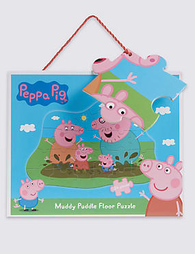 Peppa Pig™ Muddy Puddle Floor Puzzle
