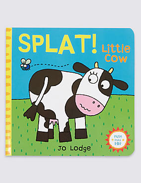 Splat Little Cow