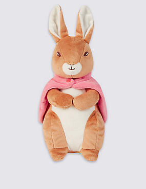 Peter Rabbit™ Flopsy Soft Toy, , catlanding