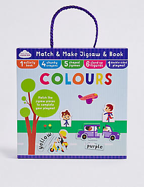 Match & Make Colours Puzzle