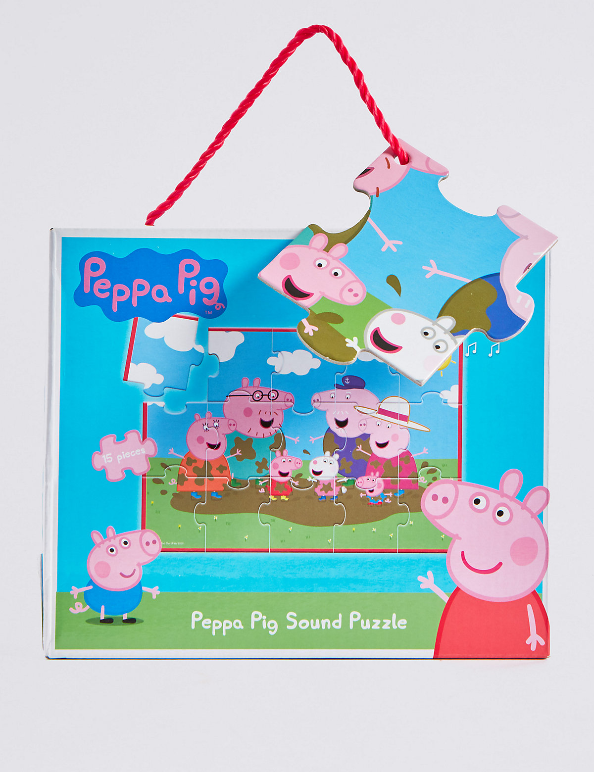 Peppa PigTM Sound Puzzle
