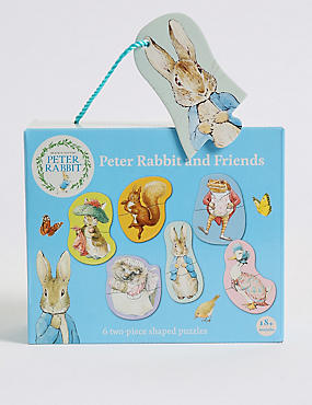 Peter Rabbit & Friends Puzzles