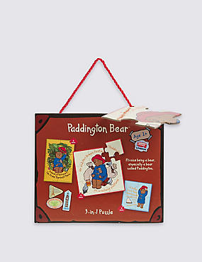 Paddington Bear™ 3 in 1 Puzzle