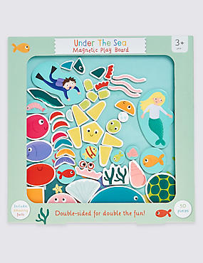 Under The Sea Magnetic Play Board