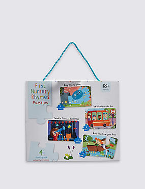 First Nursery Rhymes Puzzle