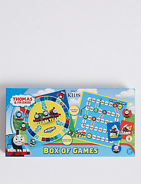 Thomas & Friends™ Box Of Games