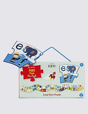 ABC Puzzle, MULTI, catlanding