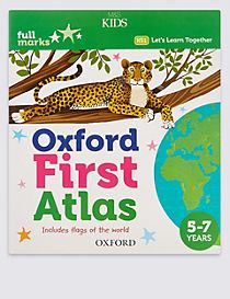 First Atlas Book