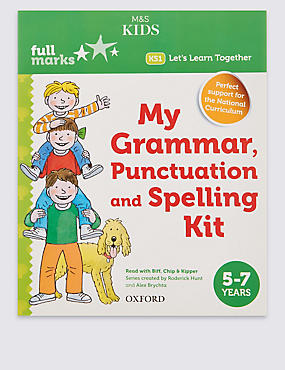 Full Marks My Grammar Punctuation & Spelling Kit