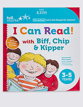 I Can Read with Biff, Chip & Kipper