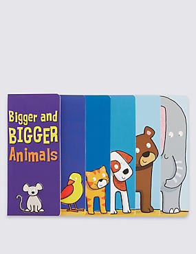 Bigger & Bigger Animals