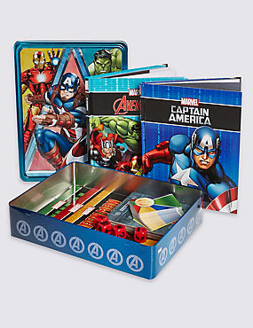 New Marvel Book Tin